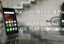 Xiaomi Redmi 4 Pro Come Installare la MIUI ROM Global Stabile Multilingua Ufficiale