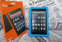 Amazon Fire HD 8 2017 come installare Google Play Store