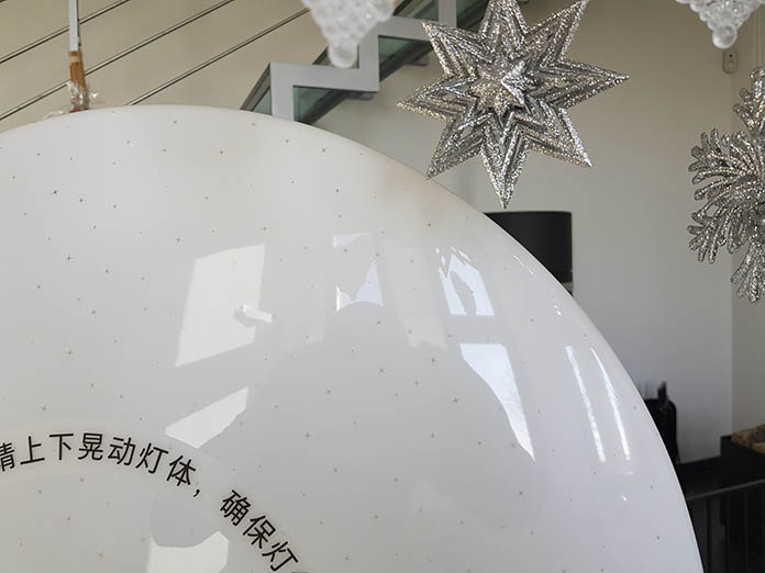 Xiaomi Yeelight JIAOYUE 650 Galaxy LED Ceiling Light plafoniera led particolare stelle
