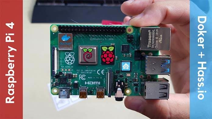 Come installare Home Assistant hass.io su Raspberry Pi 4 con Docker